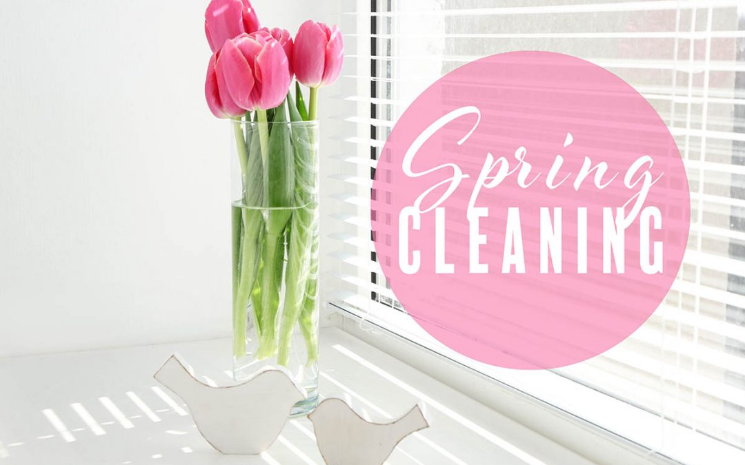 12 Quick Cleaning Mini Projects